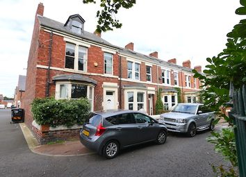 Thumbnail 5 bed end terrace house for sale in Heaton Grove, Heaton, Newcastle Upon Tyne