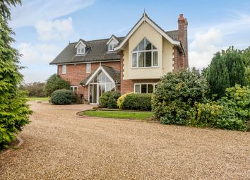 Thumbnail 6 bed detached house for sale in River Lane, Southburgh, Thetford