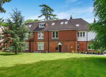 Thumbnail 2 bedroom flat to rent in Upper Park Road, Camberley
