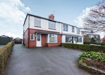 Thumbnail 3 bed semi-detached house to rent in Lower Heath, Congleton