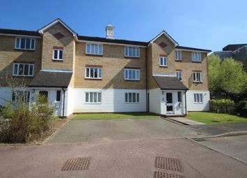 Thumbnail 1 bed flat for sale in Chipstead Close, Sutton, Surrey