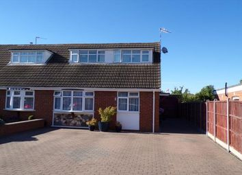 Thumbnail 3 bed bungalow for sale in Monarch Close, Birstall, Leicester, Leicestershire