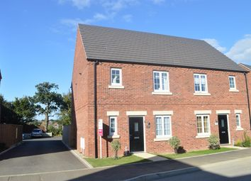 Thumbnail 3 bedroom semi-detached house for sale in Kendle Road, Swaffham