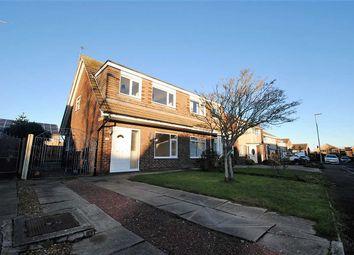 Thumbnail 3 bed bungalow to rent in Totnes Close, Carleton, Poulton Le Fylde