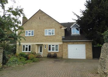 Thumbnail 4 bedroom detached house for sale in Portland Place, Whittlesey, Peterborough