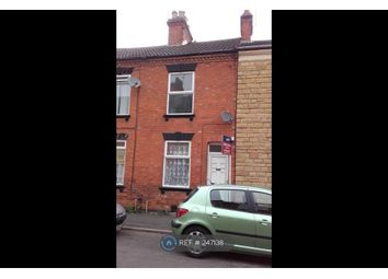 Thumbnail 2 bed terraced house to rent in Victoria Street, Leicester
