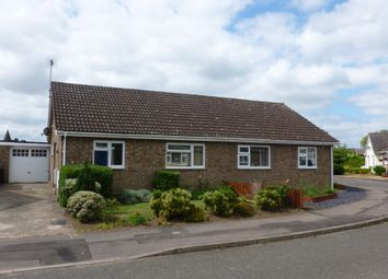Thumbnail 1 bedroom bungalow to rent in Morton Way, Wimblington