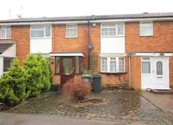 3 bed terraced house for sale in Buckingham Drive, Luton, Bedfordshire LU2