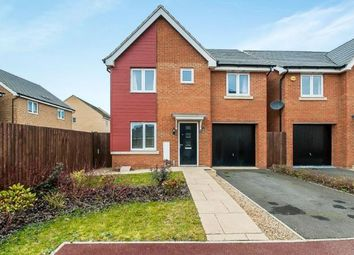 Thumbnail 4 bed detached house for sale in Lima Way, Cardea, Peterborough, Cambridgeshire