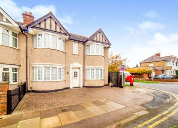 Thumbnail 4 bed end terrace house for sale in Whitby Road, Ruislip