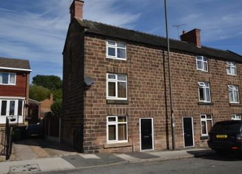 Thumbnail End terrace house to rent in Spencer Road, Belper