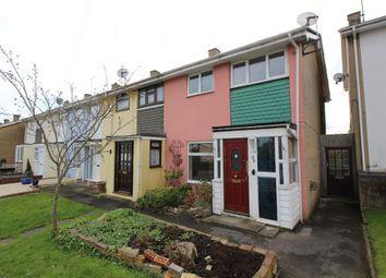 Thumbnail 3 bed end terrace house for sale in Romany Lane, Tilehurst, Reading