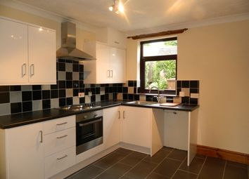Thumbnail 2 bed terraced house to rent in Kiln Croft, Tean
