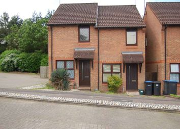 Thumbnail 2 bed semi-detached house to rent in Rowhurst Avenue, Addlestone
