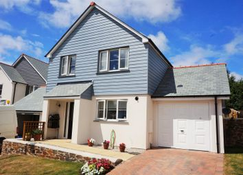Thumbnail 4 bed detached house for sale in Hawthorn Rise, Dobwalls, Liskeard