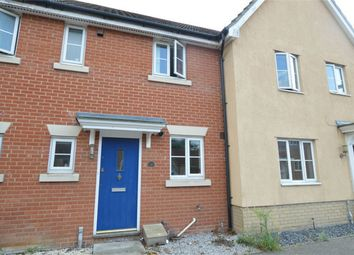 2 bed terraced house for sale in Marauder Road, Old Catton, Norwich, Norfolk NR6