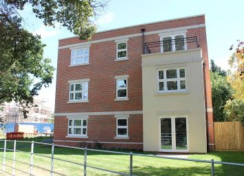Thumbnail 2 bed flat for sale in Morris Close, Winnersh, Wokingham