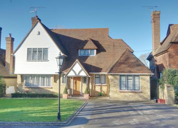 5 bed detached house for sale in Roman Road, Mountnessing, Brentwood CM15