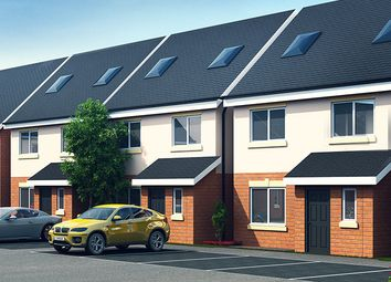 Thumbnail 5 bedroom detached house for sale in Ikon Avenue, Wolverhampton, West Midlands