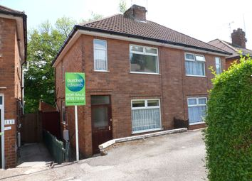 Thumbnail 2 bed semi-detached house for sale in Howitt Street, Heanor