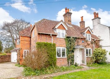 Thumbnail 4 bed semi-detached house for sale in High Street, Whitchurch On Thames, Reading
