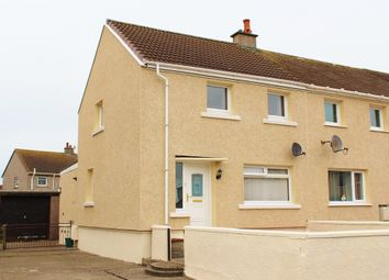 Thumbnail 3 bed semi-detached house for sale in Eastwood Avenue, Stranraer