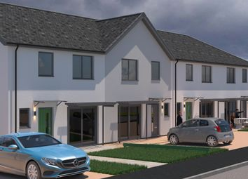 Thumbnail 3 bedroom terraced house for sale in Airlie View, Alyth, Perthshire