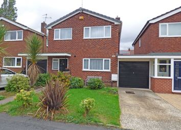 Thumbnail 4 bedroom detached house for sale in Withypool Drive, Stockport