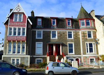 Thumbnail 3 bed flat for sale in Flat 1/1, Clifton, Argyle Place, Rothesay, Isle Of Bute