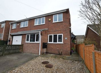 Thumbnail 3 bed semi-detached house to rent in King Street, Pinxton, Nottinghamshire