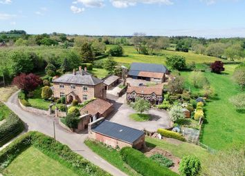 Thumbnail 5 bed detached house for sale in Coombe, West Monkton, Taunton, Somerset