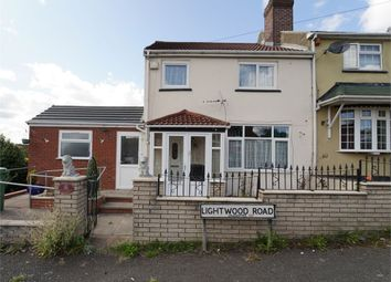 Thumbnail 3 bed semi-detached house for sale in Lightwood Road, Dudley, West Midlands