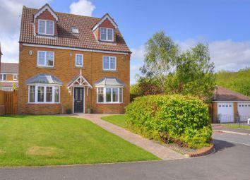 Thumbnail 6 bed detached house for sale in Kendal Rise, Bedlington