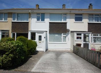 Thumbnail 3 bed terraced house to rent in St. Peters Way, Porthleven, Helston