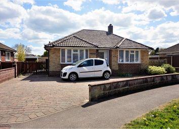 Thumbnail 3 bed detached bungalow for sale in Oak Road, Fareham