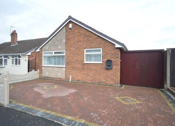 Thumbnail 2 bed bungalow for sale in Bagnall Street, Ocker Hill, Tipton