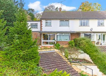 Thumbnail 4 bed semi-detached house for sale in Marlings Close, Whyteleafe