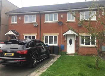 Thumbnail 3 bed property to rent in Danebank Mews, Denton, Manchester