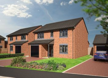 Thumbnail 4 bed detached house for sale in The Spruce, Gullane Close, Bill Quay
