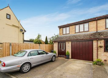 Thumbnail 4 bedroom semi-detached house for sale in Pinfold Lane, Godmanchester, Huntingdon
