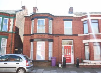 Thumbnail 1 bed flat to rent in Peterborough Road, Wavertree, Liverpool