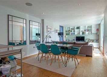 Thumbnail 2 bed flat for sale in Brewery Square, London