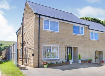 Thumbnail Semi-detached house for sale in Carr Road, Buxton