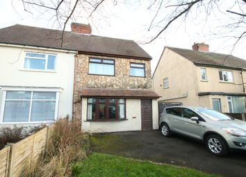 Thumbnail 3 bed semi-detached house for sale in Watling Street, Nuneaton