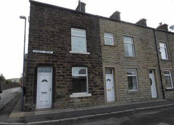 Thumbnail 3 bed end terrace house for sale in Stanley Mount, Bacup, Rossendale, Lancashire
