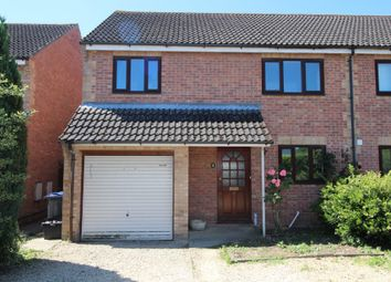 Thumbnail 4 bed semi-detached house to rent in St. Nicholas Close, Calne