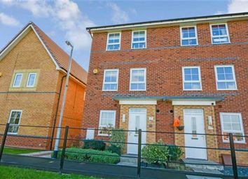 Thumbnail 4 bedroom town house for sale in Runton Walk, Liberty Green, Hull, East Yorkshire