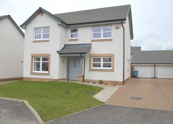 Thumbnail 4 bedroom detached house for sale in Forgehill Crescent, Coatbridge