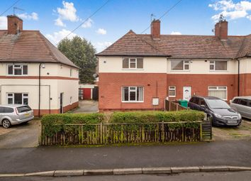 Thumbnail 2 bed terraced house for sale in Grindon Crescent, Bulwell, Nottingham