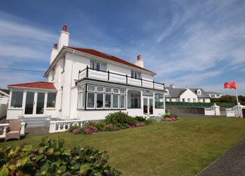 Thumbnail 4 bed detached house for sale in Oxenbourne, Beach Road, Port St Mary